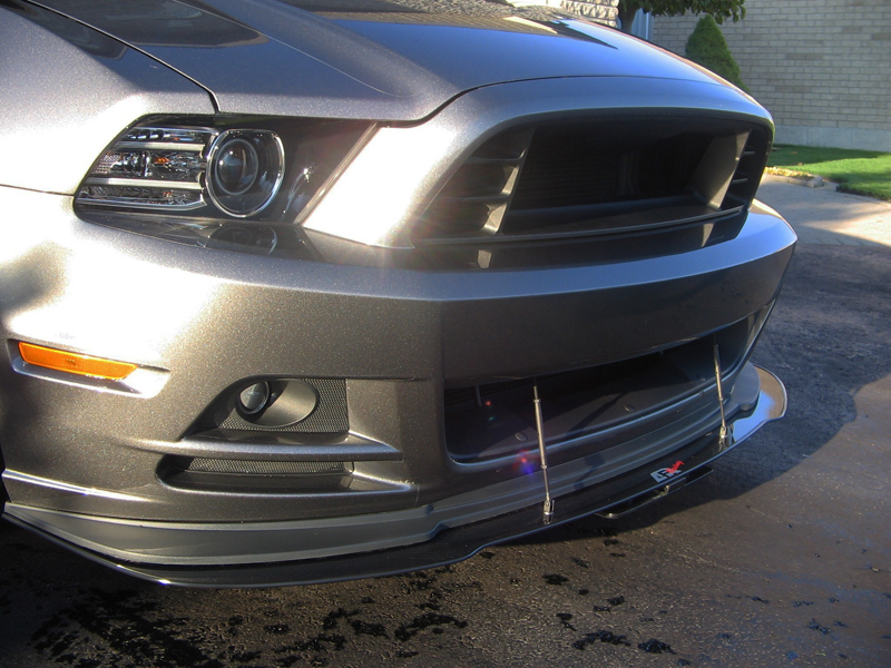 2013 Mustang Front Bumper >> Apr Cw 201473 Mustang Gt California Special Front Wind