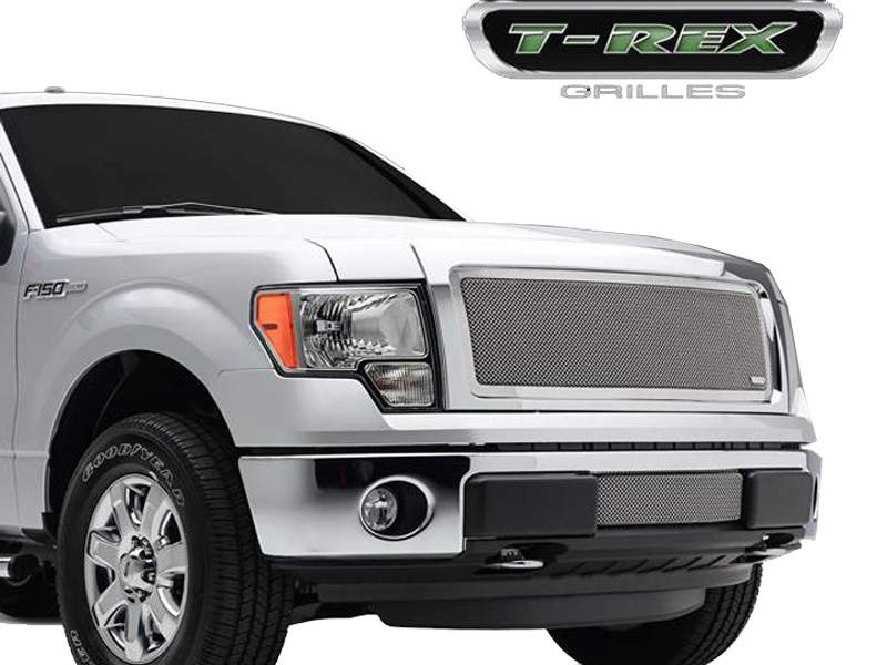 f150 ford grille mesh insert upper formed class