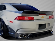 2014-2015 Chevrolet Camaro Carbon Creations GT Concept Rear Wing Trunk Lid Spoiler