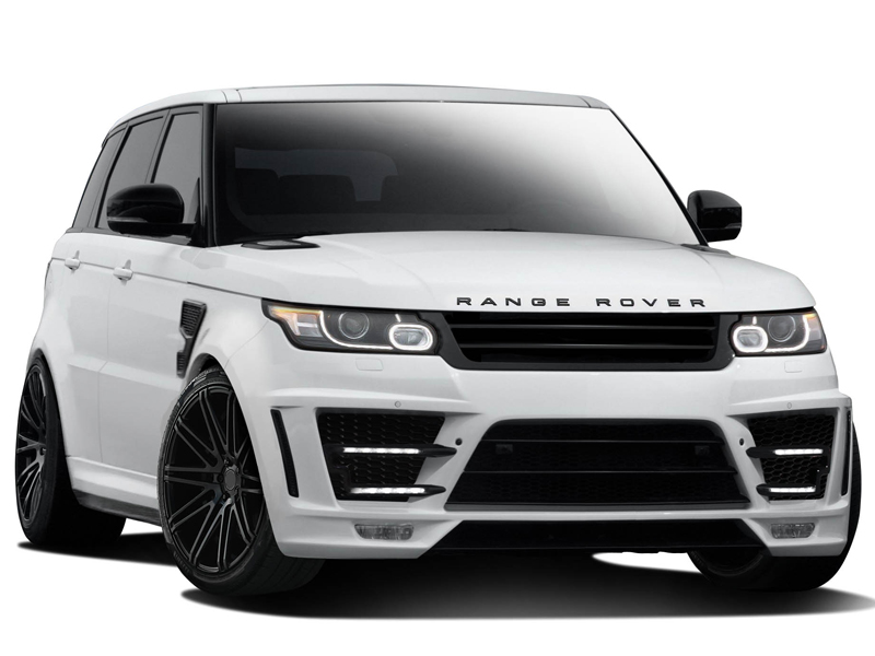 2014 2015 land rover range rover sport af 1 body kit 10 piece 112687. Black Bedroom Furniture Sets. Home Design Ideas