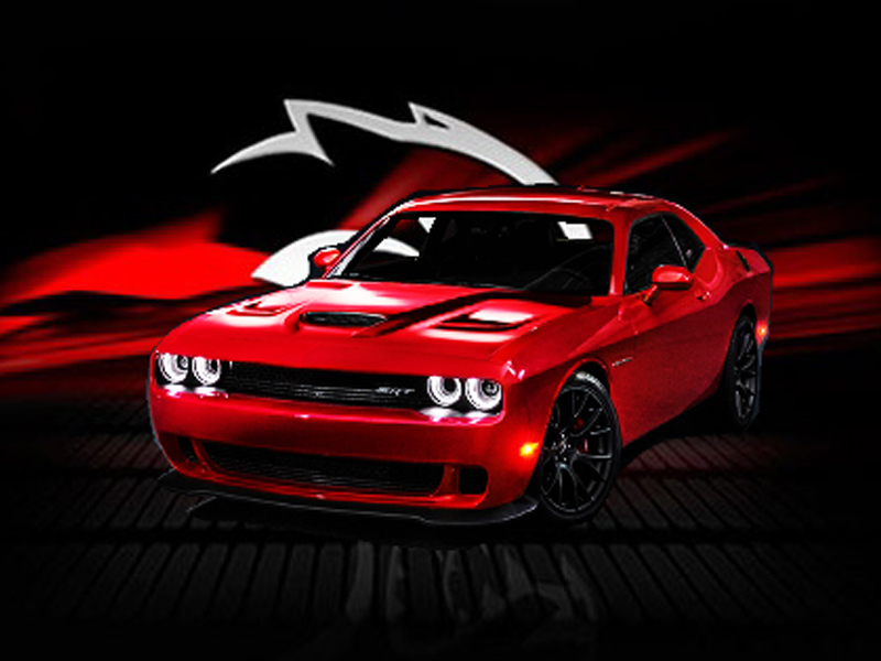 2015-2018 Dodge Challenger Hellcat BodyKit Conversion