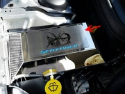2015-2016 Dodge Charger Challenger SCAT PACK Model Fuse Box Cover Plate Etched Super Bee