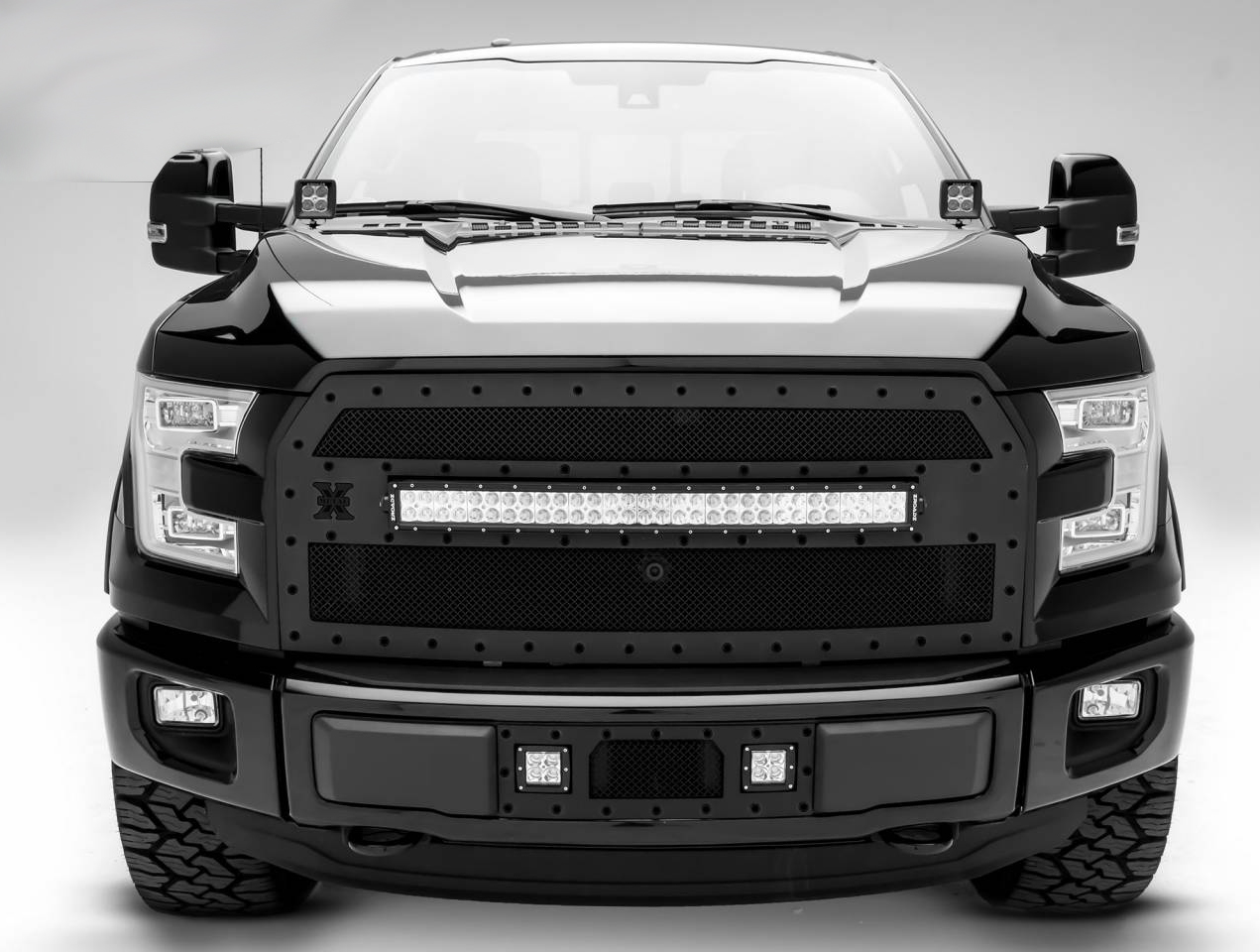 2015 2016 Ford F150 Stealth Torch Series Built In Led