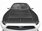 2015-2017 Ford Mustang Carbon Creations GT500 Hood