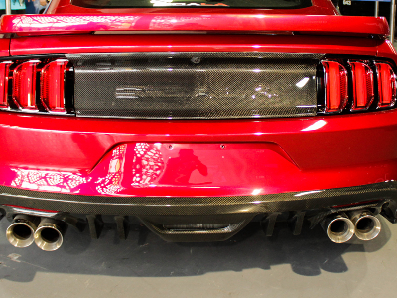 2015 2017 ford mustang carbon fiber rear bumper extensionsford rh bmcextremecustoms net 2007 ford mustang rear diffuser 2007 ford mustang rear diffuser