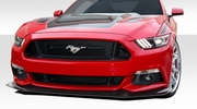 2015-2017 Ford Mustang  GT Concept Front Lip Under Air Dam Spoiler