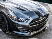 2015-2017 Ford Mustang APR Carbon Fiber Front Splitter