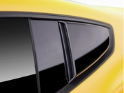 2015-2018 Ford Mustang R-Spec Window Scoops - 2 Piece