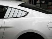 2015-2018 Ford Mustang Street Scene Side Window Louvers