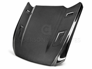 2015-2017 Ford Mustang Type-ST carbon fiber hood