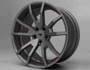 "2015-2017 Mustang 20"" Outlaw Wheel Gunsmoke Gray"
