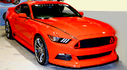 2015-2017 Mustang CDC Outlaw S550 Package Kit