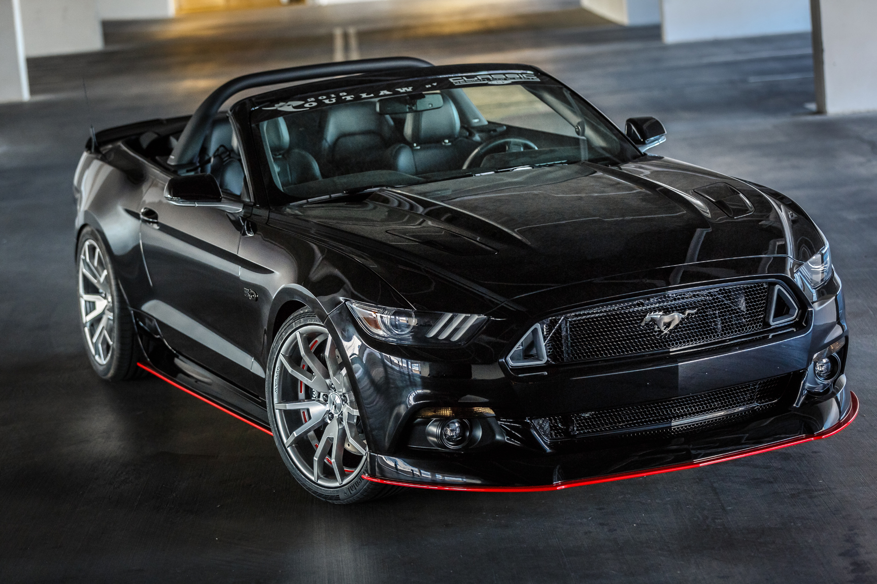 2017 S550 Coupe >> 2015-2017 Mustang CDC Outlaw S550 Package Kit
