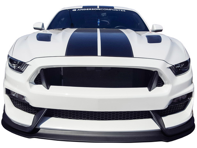 2017 Mustang Gt 350 Style Fibergl Front Per With Lip