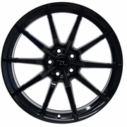 2010-2019 Mustang GT350 Styled Wheel - 20 Inch Gloss Black Combo