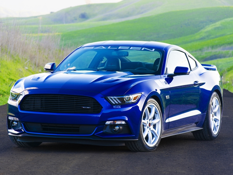 2016 Saleen Mustang >> 2015 2016 Mustang Saleen S302 Wl Front Grille S302 Wl Front Grille