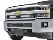 2015-2018 Silverado HD TORCH Series LED Light Grille 6311221