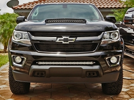 RKSport 10014000 Colorado Ram Air Hood 2015-2018