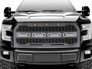 "2015-2017 Ford F-150 Revolver Series ""Raptor-Style"" LED Grille 6515741"