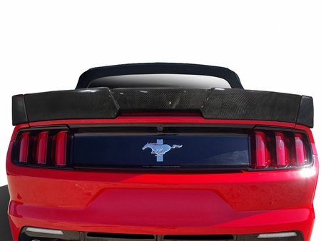 2015-2019 Mustang Convertible Carbon Creations Grid Rear Spoiler