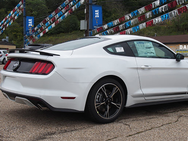 2017 2018 Mustang California Special Styled Spoiler