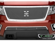 2015-Current  Colorado, Grille, Replacement, X-Metal 6712670