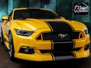 2015-Current Mustang CDC Outlaw Chin Spoiler