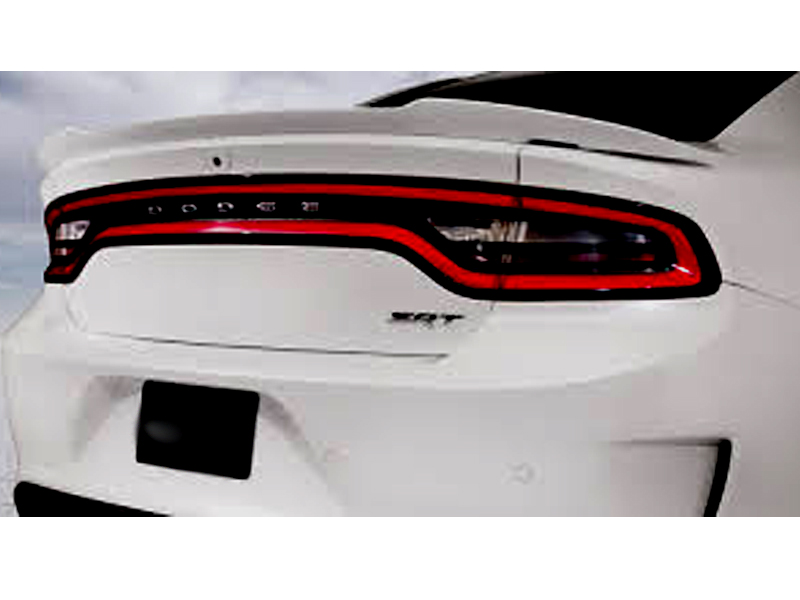 2017 2018 Dodge Charger Hellcat Style Spoiler