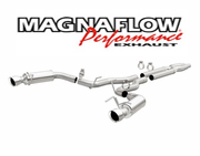 2015 Magnaflow Mustang V6 Stainless Cat-Back 3.7 Exhaust System 19099