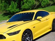 2015 Mustang Outlaw Graphics