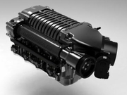 2015 Mustang Shelby GT Whipple Supercharger Kit - Black