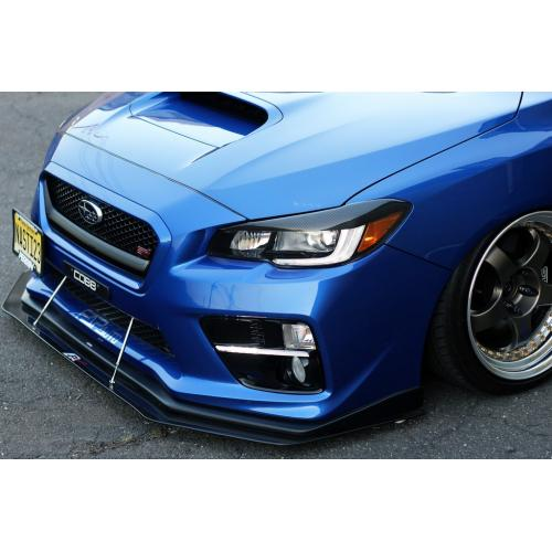 Apr Cw 801508 2015 2016 Sti Carbon Fiber Front Splitter