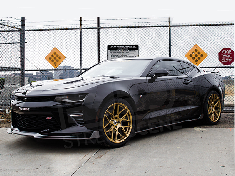 2016 2019 Camaro Ss Full Body Kit Urethane 950 70248