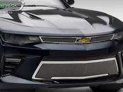 2016-2017 Camaro T-Rex 54035  Upper Class  Main Grille Overlay Polished Stainless Steel