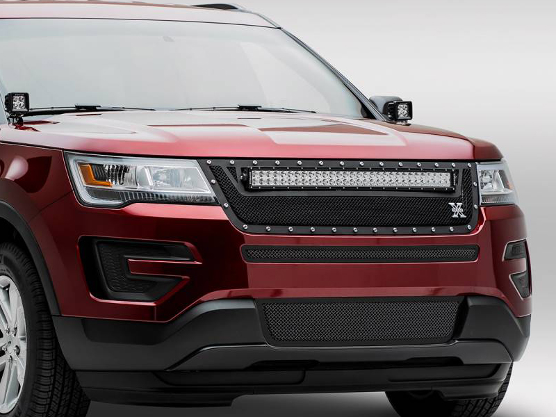 wiring diagram for a sound bar 2016 2017 explorer torch series led light grille 6316641 wiring harness for cree light bar #8