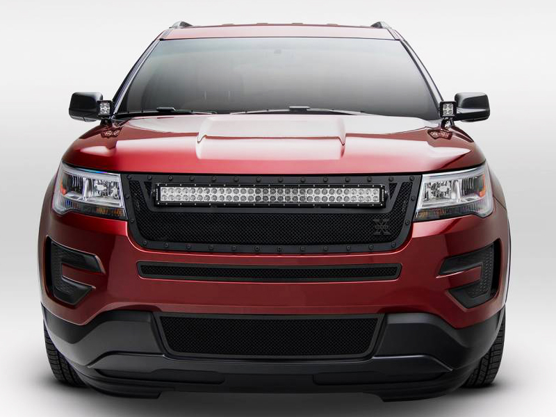 2016 2017 Ford Explorer Stealth Torch Series Led Light