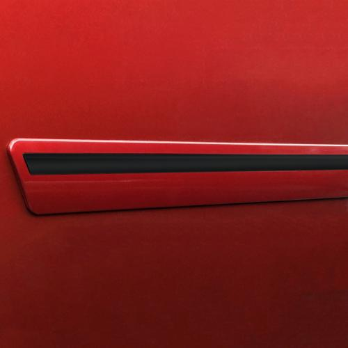 2016-2018 Acura MDX Painted Moldings Color Insert CI7-MDX16