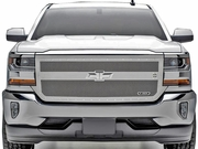 2016-2018 SILVERADO 1500 T-REX X-METAL SERIES MAIN GRILLE STAINLESS STEEL 6711290