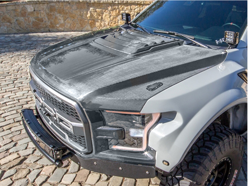 Ford F150 Aftermarket Parts >> 2017-2019 Ford F150 Raptor Style Conversion Body Kit