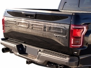 2017-2020 Ford Raptor Carbon Fiber Tailgate Panel