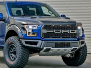2017-2020 Ford Raptor Type-OE Carbon Fiber Front Fenders