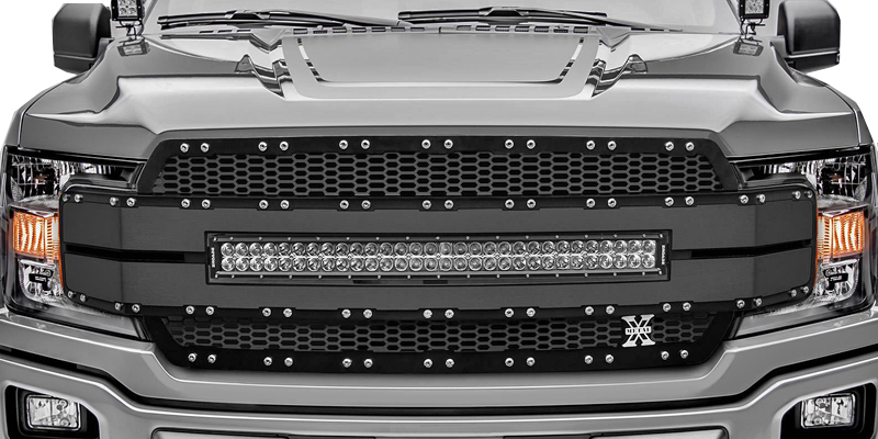 2018 2019 Ford F 150 Torch Al Series Replacement Grille