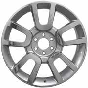 "22"" Fits Ford� - F-150 Harley OEM Wheels - Silver Machined Face 22x9 SET"