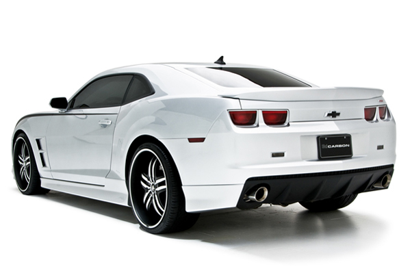 3dcarbon Chevrolet Camaro Ss Ground Effects 4pc 2010 2013