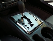 ACC Dodge Challenger Shifter Plate Brushed Auto 5.7 and SRT 8 2008-2013