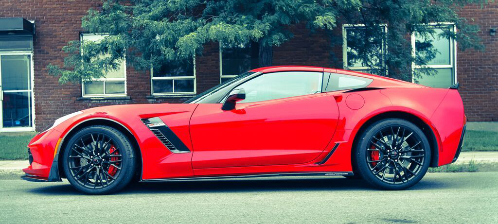 Acs 2015 2016 Corvette C7 Z06 Aero Pack Stage 3 Body Kit Z07
