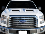APM Ford F150 Ram Air Performance Hood 2015-Current