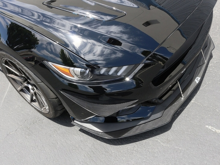 APR Mustang Front Bumper Canards 2015-2017 AB-201510