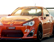 APR Scion FR-S Aerodynamic Kit