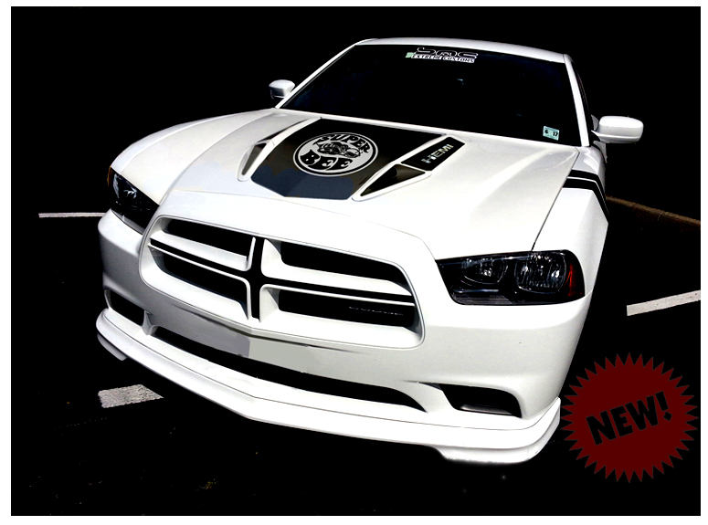 BMC Dodge Charger Interceptor Body Kit 2011-2014
